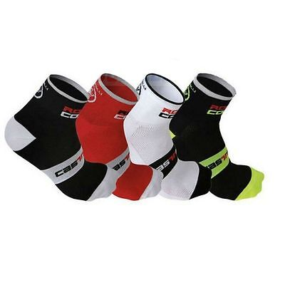 Outdoor Breathable Ankle-high High Elasticity Wearproof Cycling Riding Socks