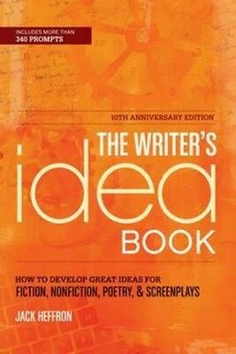 The Writer's Idea Book by Jack Heffron Paperback Book (English)