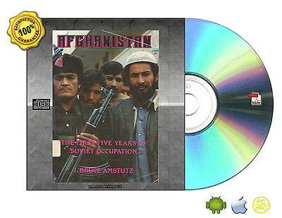 Afghanistan : the first five years of soviet occupation (1986) Book On CDROM