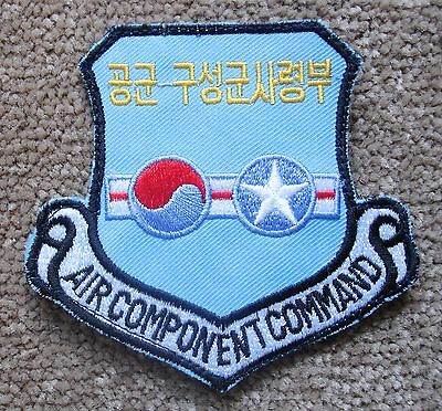 USAF Patch  -  Air Component Command