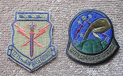 USAF Patch  -  7275 ABG / 2113 Comms Sqn  San Vito Normanni