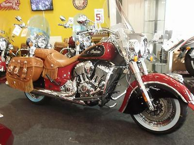 Indian Chief Vintage Managers Special Pre Reg 66 Plate