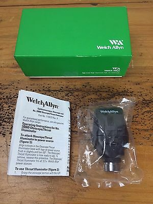 New Welch Allyn 3.5V Standard Ophthalmoscope 11710