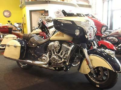 Indian Chieftain 2016 Brand Nw Pre Registered 66