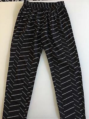 Country Road Print Pants - Size 8 - BNWT - RRP $129