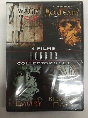 Horror Collector's Set (DVD)**New**