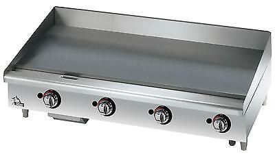 Star 648MF Star-Max Countertop 48in Manual Gas Griddle