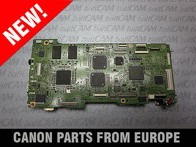 Canon 5D Mark II 2 Main PCB Motherboard MPCB circuit board part programmed F/SH