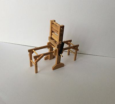 Dolls House Mangle with Tub Stands 1:12 Scale
