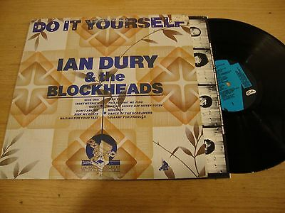 Ian dury the blockheads do it yourself with 45 vg 400 picclick ian dury and the blockheads do it yourself lp record vg g solutioingenieria Gallery