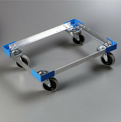 Carlisle Cateraide Insulated Food Pan Carrier Dolly - Dl30023