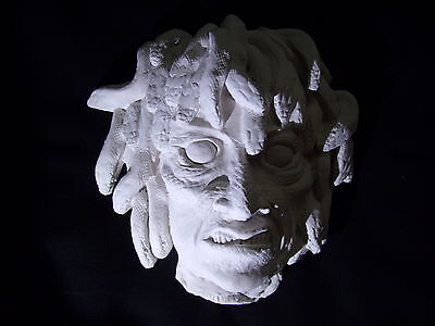 Medusa  (Beheaded) Life Sized  Death Mask Shield Hub Panel Centre