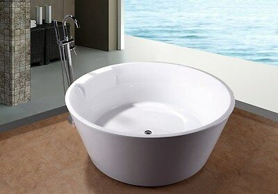 HUGE 5' Japanese Style Soaking Soaker Bath Tub Bathtub Bath Tub