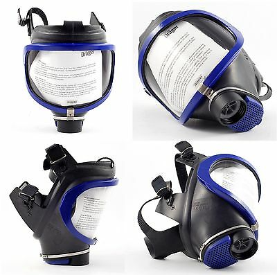Gas Mask Drager Panorama Mask Drager Full Face Respirator Drager X-Plore 6300