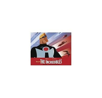 The Art of the Incredibles,HC,Mark Cotta Vaz - NEW