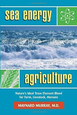Sea Energy Agriculture,PB,Murray, Maynard - NEW