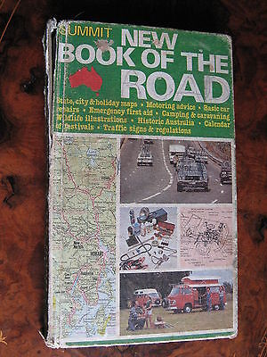 Summit New Book Of The Road  Street Directory