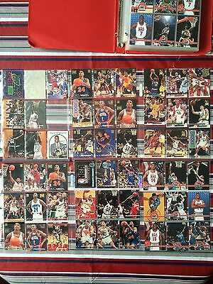 Lot Of 303 1993-94 Topps Basketball Cards