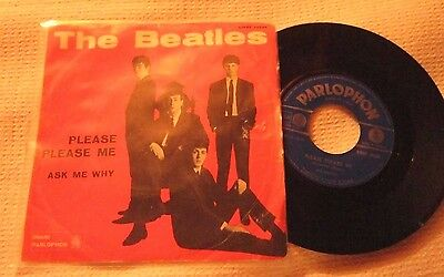 The Beatles Please Please Me/ask Me Why