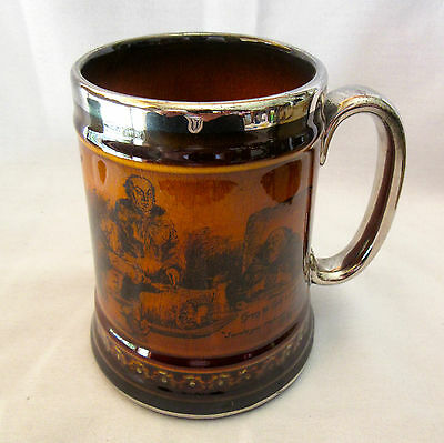 """Vintage Cup Mug Scenes from """"Coaching Days & Coaching Ways"""" Ridgways Collectable"""