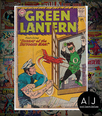 Green Lantern #23 (W DC B) Readers Copy! HIGH RES SCANS!