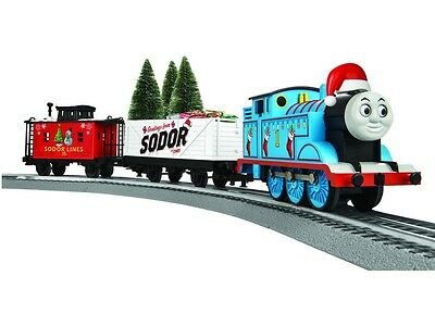 Thomas & Friends Christmas Lionel O Scale Complete Train Set New Mib 83512 Rtr