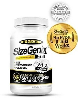 SizeGenix Effective Male Enhancement to increase size, hardness and stamina!