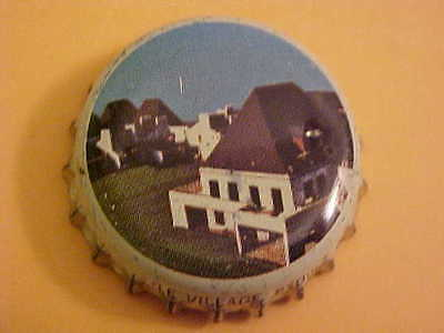 1967 MONTREAL QUEBEC EXPO 67 BEER BOTTLE CAP Le VILLAGE EXPO 67