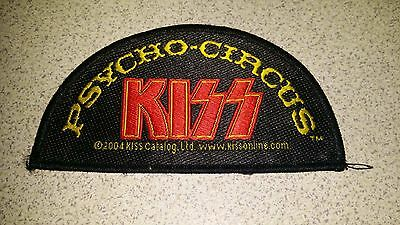 KISS PSYCHO-CIRCUS  Embroidered Badge Cloth Patch