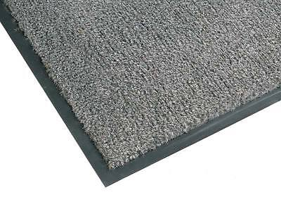 APEX Foodservice Mats 4' x 6' Atlantic Olefin Foot Scraper Floor Mat - Blue