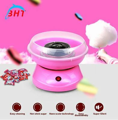 2016 Edition Mini Portable Electric DIY Sweet Cotton Candy Maker