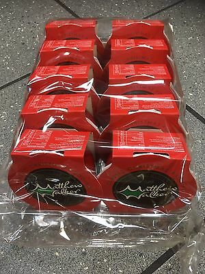 10 x 100g Individual Matthew Walker Christmas Puddings Free UK Delivery.