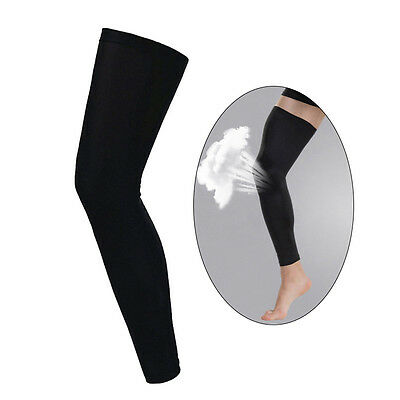 New Cycling Bike Bicycle Leg Warmer Guard Knee Running Sleeves Covers Windproof