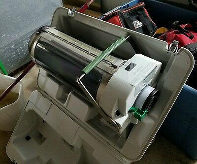 Risograph gr3750 ink drum with case