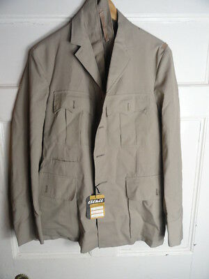 Un-issued British RAF Royal Air Force Officers Tropical Uniform Jacket Tunic