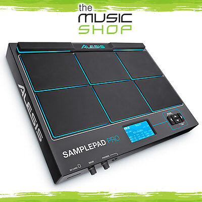 Alesis SamplePad Pro -8 Pad Percussion & Sample Triggering Instrument Sample Pad