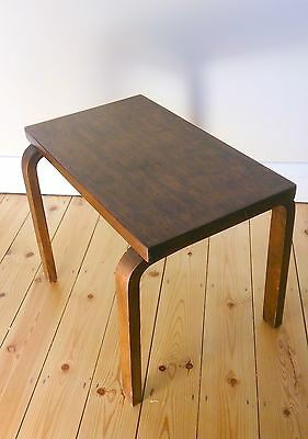 Alvar Aalto Side table with original Finmar label circa 1935 | Modernist Design