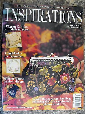 Inspirations Embroidery Magazine - Issue 44 - 2004