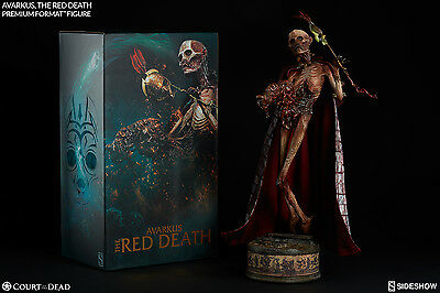 Sideshow - Court of the Dead Premium Format Figure The Red Death 55 cm
