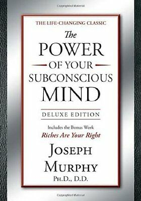 The Power of Your Subconscious Mind,HC,Murphy, Joseph - NEW