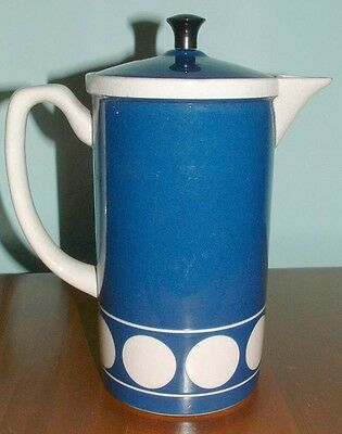 Very Rare T.g.green Judith Onions Retro Cafetière