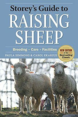 Storeys Guide to Raising Sheep (Storeys Guide to Raising) (Storeys Guide to Rai