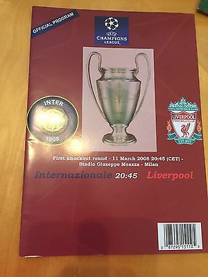 "11/03/2008 Inter Milan v Liverpool ""red"" pirate"