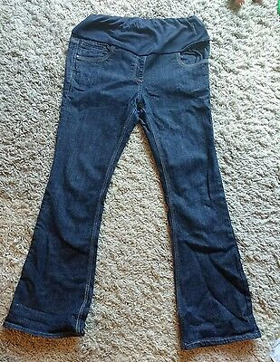 Dorothy Perkins maternity jeans, maternity, size 12, great condition. Blue