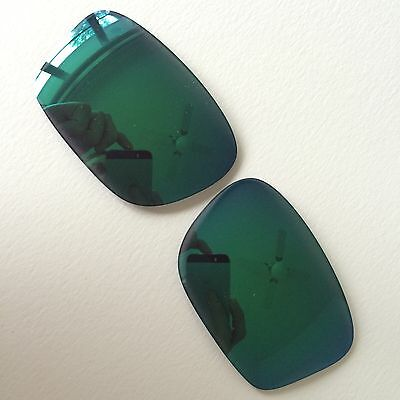 Brand new 100% official Oakley Chainlink (57x17) Lenses with Blue/Green Iridium