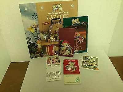 Pocket Dragons Gazettes And Other Promotional Materials