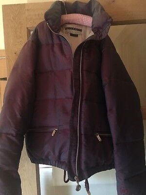 Ladies Ski Jacket by Belfe & Belfe Size 14