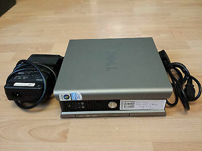 """""""OFFER"""" Dell 760 USFF Core2Duo 2 x 3.06GHz 2GB 80GB DVD-RW PC Desktop Computer"""