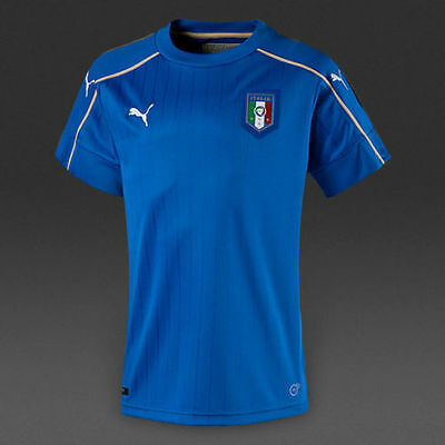 Italy Home Euro 2016 Football Shirt! New, Bnwt, Size Xl