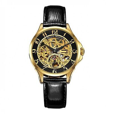 New Russian Legendary auto mechanical wirst watch Mikhail Moskvin by Chaika